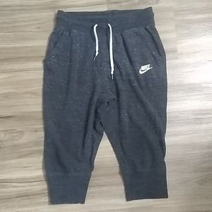 Girls NIKE Crop Joggers